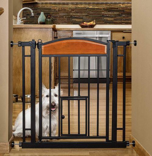 15 Best Dog Gates Of 2021 Reviews, Best Outdoor Pet Gates