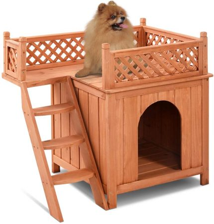 Best Luxury Dog Houses In 2021 Reviews Buyer S Guide
